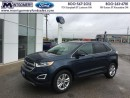 New 2017 Ford Edge EDGE SEL AWD for sale in Kincardine, ON