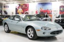 Used 2000 Jaguar XK8 Seafoam Pearl with Ivory for sale in Paris, ON