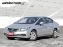 Used 2013 Honda Civic LX for sale in Waterloo, ON
