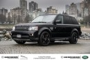Used 2013 Land Rover Range Rover Sport V8 Supercharged (SC) 0.9% Finance! for sale in Vancouver, BC