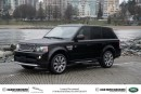 Used 2013 Land Rover Range Rover Sport V8 Supercharged Autobiography 0.9% Finance! for sale in Vancouver, BC