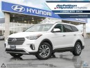 Used 2017 Hyundai Santa Fe XL PREMIUM AWD for sale in Surrey, BC