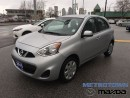 Used 2015 Nissan Micra Auto/Air for sale in Burnaby, BC