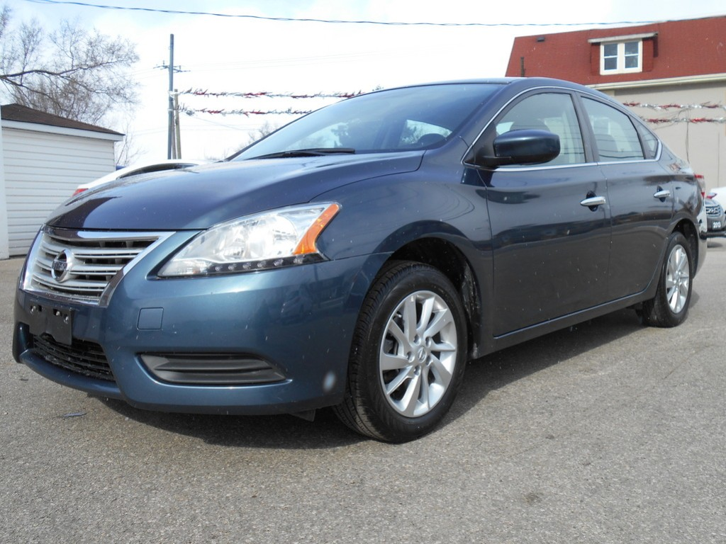 used 2015 nissan sentra sv for sale in guelph ontario. Black Bedroom Furniture Sets. Home Design Ideas