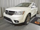 Used 2012 Dodge Journey SXT & Crew for sale in Red Deer, AB