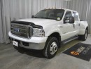 Used 2006 Ford F-350 Lariat 4x4 SD Crew Cab 156 in. WB DRW for sale in Red Deer, AB