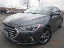 Used 2017 Hyundai Elantra GLS-Blind Spot Detection!! Like New for sale in Mississauga, ON