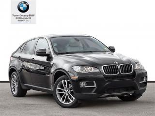Used 2013 BMW X6 xDrive35i Premium Package for sale in Markham, ON