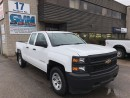 Used 2014 Chevrolet Silverado 1500 Double Cab Short Box 4X4 Gas for sale in North York, ON