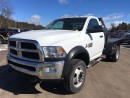 Used 2015 RAM 5500 SLT - Flatbed with Goose Neck for sale in Norwood, ON