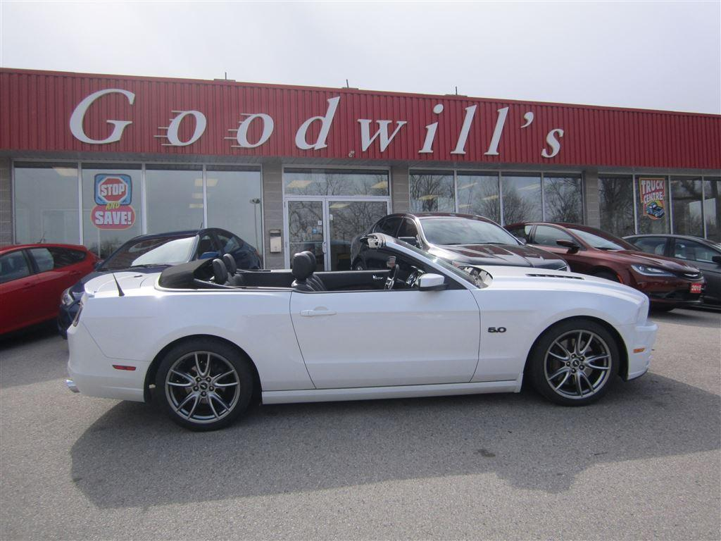 Used 2014 ford mustang gt leather seats for sale in aylmer on
