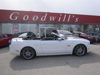 Used 2014 Ford Mustang GT! LEATHER SEATS! for sale in Aylmer, ON