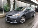 Used 2014 Toyota Corolla LE ECO Upgrade,Navi,local,leather for sale in Surrey, BC
