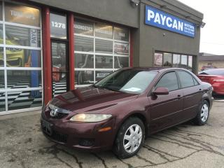 Used 2007 Mazda MAZDA6 GS for sale in Kitchener, ON