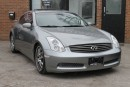 Used 2004 Infiniti G35 2Dr Coupe *NO ACCIDENTS | NAVI | BREMBO | 6MT* for sale in Scarborough, ON