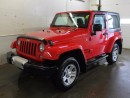 Used 2015 Jeep Wrangler Sport 2dr 4x4 for sale in Edmonton, AB