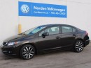 Used 2013 Honda Civic Touring for sale in Edmonton, AB