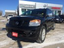 Used 2011 Nissan Armada Platinum Edition 8-passenger for sale in Timmins, ON