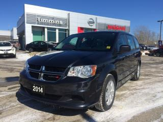 Used 2014 Dodge Grand Caravan SE for sale in Timmins, ON