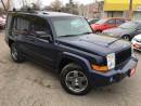 Used 2006 Jeep Commander 7PASS/4WD/2ROOFS/LEATHER/LOADED/ALLOYS for sale in Scarborough, ON