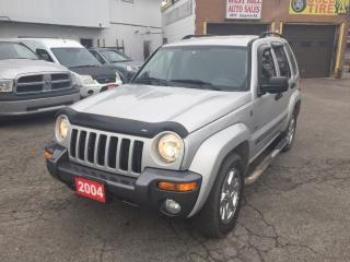 Used 2004 Jeep Liberty Sport for sale in Scarborough, ON