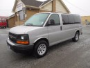 Used 2009 Chevrolet Express 1500 LS ALL WHEEL DRIVE 8Passenger 5.3L ONLY 83,000KMs for sale in Etobicoke, ON
