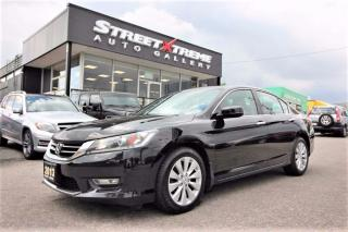 Used 2013 Honda Accord EX-L|MULTI-VIEW CAMERA|SUNROOF|HEATED SEATS for sale in Markham, ON