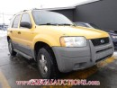 Used 2002 Ford ESCAPE  4D UTILITY 4WD for sale in Calgary, AB