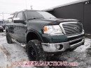 Used 2007 Ford F150 LARIAT SUPERCAB 4WD for sale in Calgary, AB