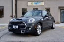 Used 2014 MINI Cooper S NAVIGATION, LOUNGE LEATHER, LED LIGHTS for sale in Burlington, ON