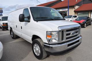 Used 2014 Ford E250 extended 0 down $149. biweek for sale in Aurora, ON