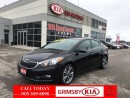 Used 2016 Kia Forte EX WITH Sunroof + Rear Camera! for sale in Grimsby, ON
