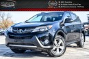 Used 2015 Toyota RAV4 XLE|Sunroof|Backup Cam|Bluetooth|Heated Front seats|17