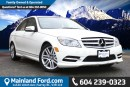 Used 2011 Mercedes-Benz C-Class LOCAL, OWN OWNER for sale in Surrey, BC