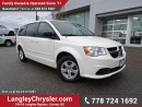 Used 2012 Dodge Grand Caravan SE/SXT for sale in Surrey, BC