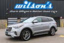 Used 2017 Hyundai Santa Fe XL Limited AWD! $103/WK, 5.89% ZERO DOWN! LEATHER! NAVIGATION! PANO ROOF! POWER SEATS+LIFTGATE! for sale in Guelph, ON