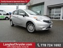 Used 2015 Nissan Versa Note 1.6 SV for sale in Surrey, BC