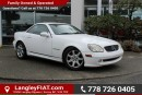 Used 2001 Mercedes SLK-Class for sale in Surrey, BC