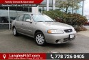 Used 2001 Nissan Sentra XE for sale in Surrey, BC