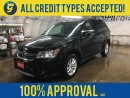 Used 2015 Dodge Journey SXT*7 PASSENGER*PUSH BUTTON START*TRI ZONE CLIMATE CONTROL*KEYLESS ENTRY*PHONE CONNECT*POWER WINDOWS/LOCKS/HEATED MIRRORS*ALLOYS*ROOF RAILS*AM/FM/CD/AUX/USB/BLUETOOTH*FOG LAMPS* for sale in Cambridge, ON