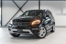 Used 2015 Mercedes-Benz ML 350 BlueTEC 4MATIC for sale in Langley, BC