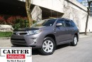 Used 2012 Toyota Highlander HYBRID ! AWD + LEATHER + 7 SEATS + NO ACCIDENTS AT ALL! for sale in Vancouver, BC