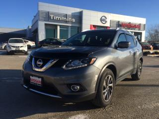 Used 2016 Nissan Rogue SL for sale in Timmins, ON