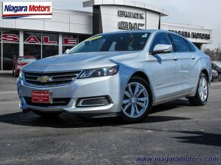 Used 2016 Chevrolet Impala LT for sale in Virgil, ON