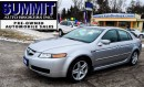 Used 2006 Acura TL | NAVI PKG | LOW MILEAGE | LOADED for sale in Richmond Hill, ON
