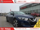 Used 2017 Nissan Maxima Platinum | NAVI | HTD LEATHER SEATS | 360 CAMERA | for sale in St Catharines, ON