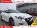 Used 2017 Nissan Maxima Platinum | NAVI | HTD LEATHER SEATS | 360 CAMERA for sale in St Catharines, ON