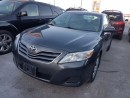 Used 2010 Toyota Camry LE, LEATHER for sale in Scarborough, ON