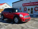 Used 2012 MINI Cooper Classic Base 2dr Hatchback for sale in Brantford, ON