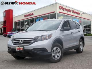 Used 2013 Honda CR-V LX AWD for sale in Guelph, ON